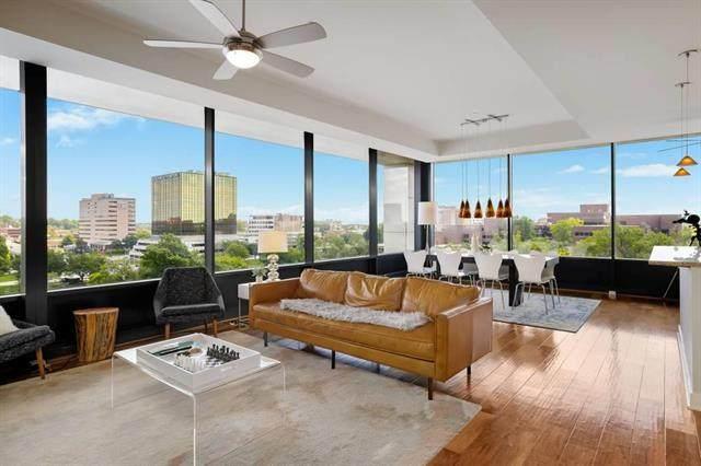 700 W 31st Street #505, Kansas City, MO 64108 (#2235169) :: Ron Henderson & Associates
