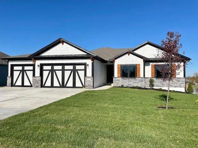 1104 NW Woodbury Drive, Grain Valley, MO 64029 (#2235300) :: The Shannon Lyon Group - ReeceNichols