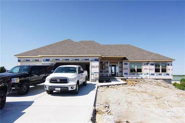 1101 NE Goshen Court, Lee's Summit, MO 64064 (#2235625) :: Jessup Homes Real Estate | RE/MAX Infinity