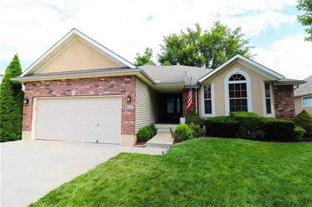 517 Wildwood Court, Warrensburg, MO 64093 (#2235887) :: Eric Craig Real Estate Team