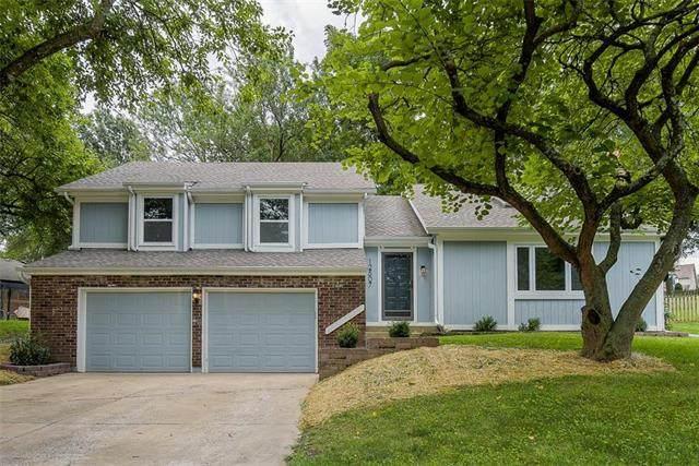 12507 W 74th Street, Shawnee, KS 66216 (#2235995) :: Ron Henderson & Associates