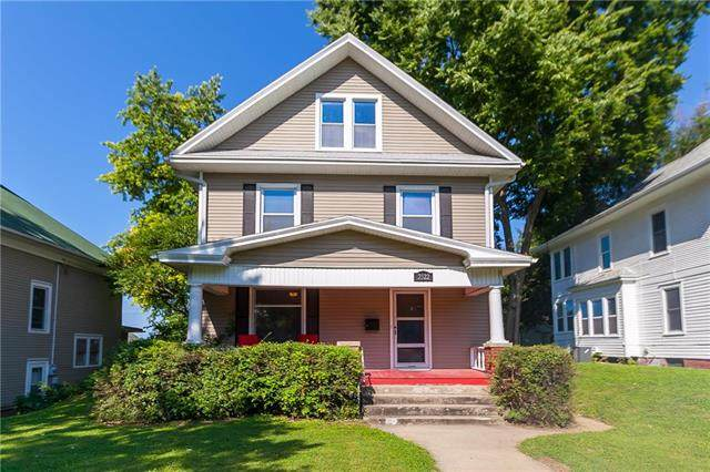 2522 S 17th Street, St Joseph, MO 64503 (#2236580) :: Eric Craig Real Estate Team