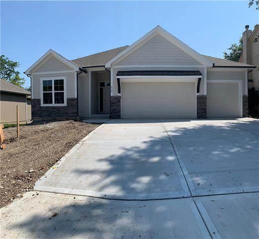 4727 Lakecrest Drive, Shawnee, KS 66218 (#2238811) :: Ron Henderson & Associates
