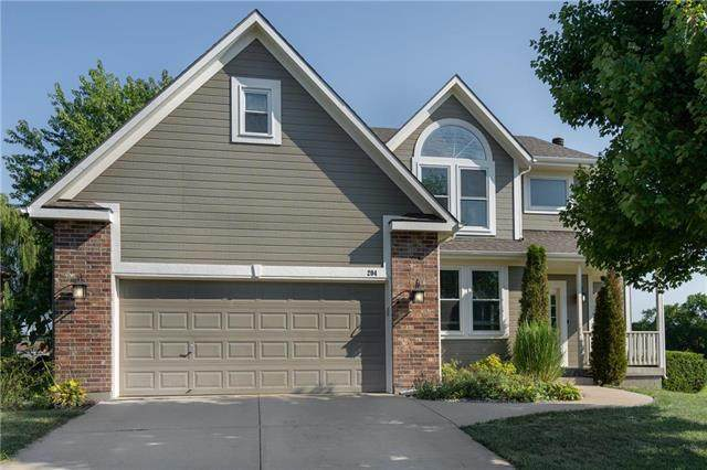 204 Broadmoor Drive, Louisburg, KS 66053 (#2239254) :: The Gunselman Team