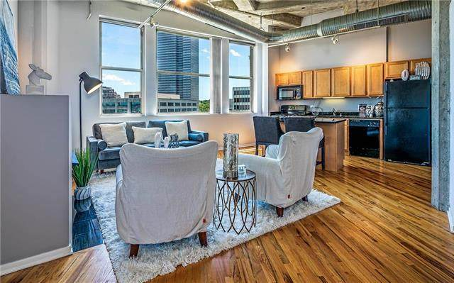 2107 Grand #1109 Boulevard #1109, Kansas City, MO 64108 (#2239286) :: The Shannon Lyon Group - ReeceNichols