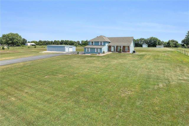 22007 S Hatfield Road, Peculiar, MO 64078 (#2239833) :: Jessup Homes Real Estate | RE/MAX Infinity