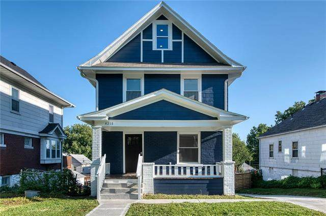 4218 Windsor Avenue, Kansas City, MO 64123 (#2241246) :: Ron Henderson & Associates