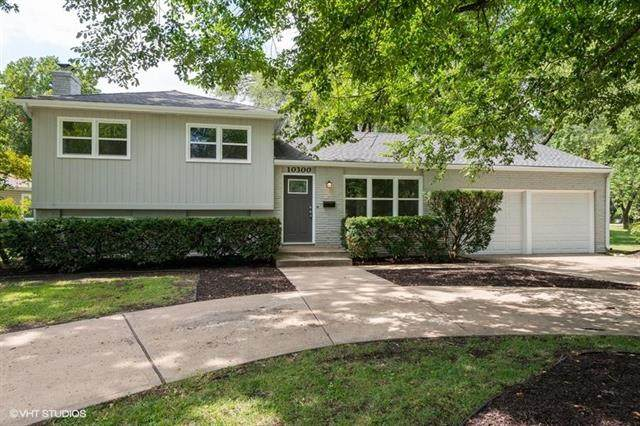 10300 Outlook Drive, Overland Park, KS 66207 (#2241969) :: Jessup Homes Real Estate | RE/MAX Infinity