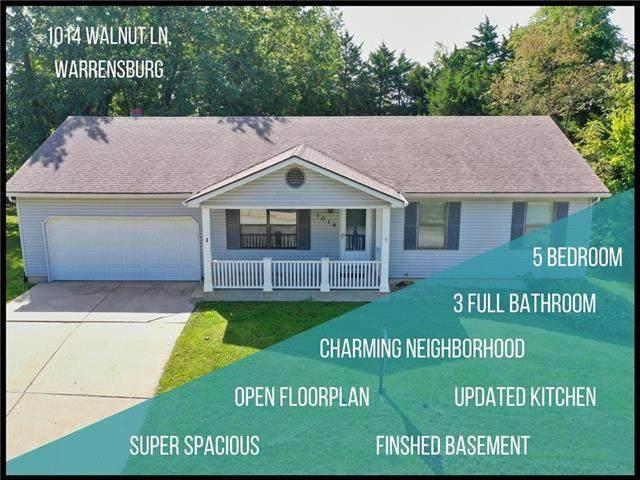 1014 Walnut Lane, Warrensburg, MO 64093 (#2242247) :: Ron Henderson & Associates