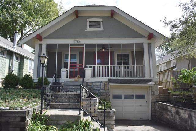 4733 Terrace Street, Kansas City, MO 64112 (#2242646) :: The Gunselman Team