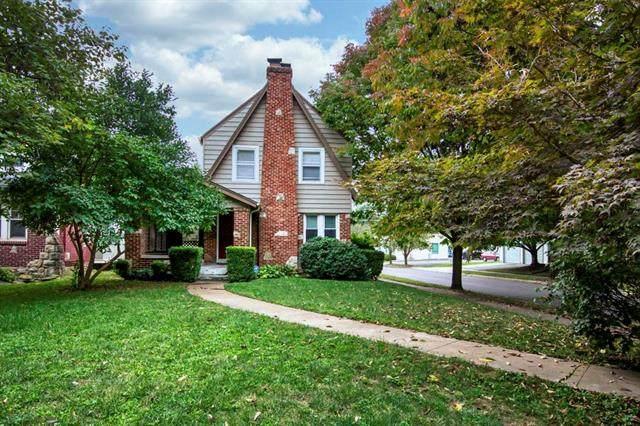 601 E 62nd Street, Kansas City, MO 64110 (#2242769) :: Ron Henderson & Associates