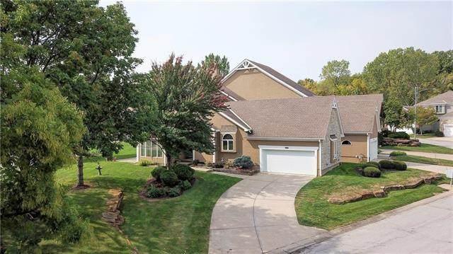 157 Pointe Drive, Gladstone, MO 64116 (#2242861) :: Ron Henderson & Associates