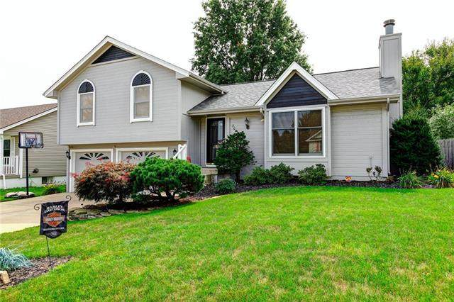 304 Mesa Drive, Smithville, MO 64089 (#2242883) :: Edie Waters Network