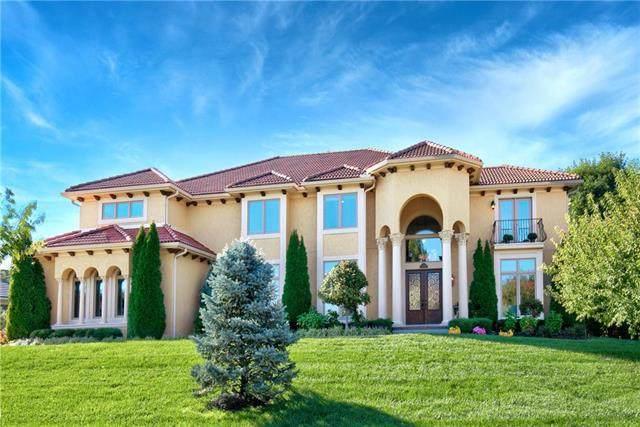 3721 W 140th Street, Leawood, KS 66224 (#2243201) :: Team Real Estate