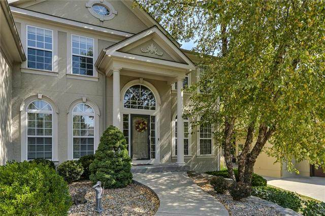 6117 Persimmon Court, Parkville, MO 64152 (#2243692) :: Edie Waters Network