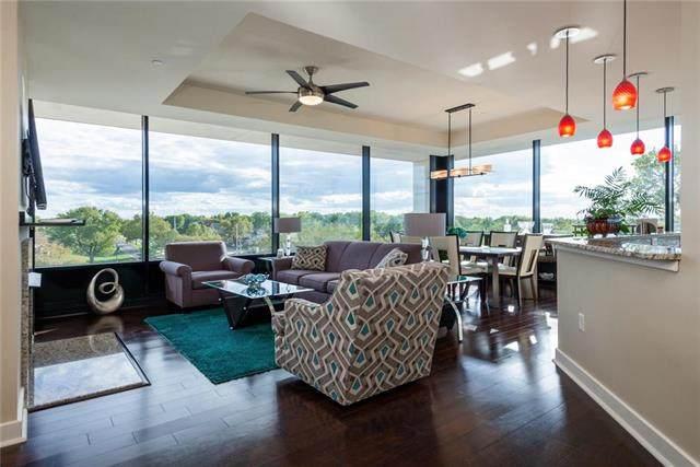 700 W 31st Street #308, Kansas City, MO 64108 (#2244922) :: Ron Henderson & Associates