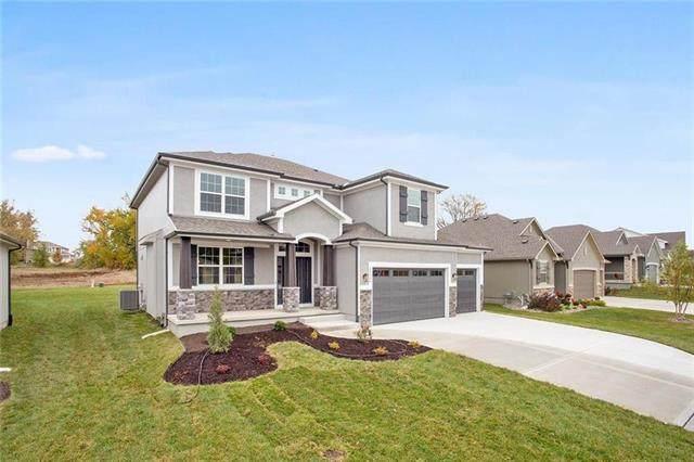 25576 W 144 Circle, Olathe, KS 66061 (#2245054) :: Dani Beyer Real Estate