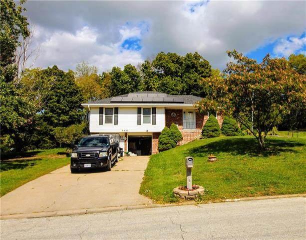 1431 Northfield Park Boulevard, Warrensburg, MO 64093 (#2245219) :: Austin Home Team