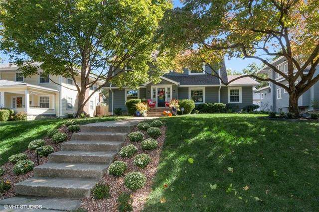 5931 Mcgee Street, Kansas City, MO 64113 (#2245573) :: House of Couse Group