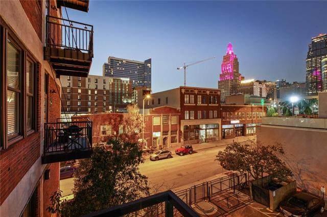 1535 Walnut Avenue #309, Kansas City, MO 64108 (#2246054) :: Austin Home Team