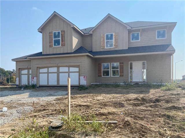 9403 NE 98th Terrace, Kansas City, MO 64157 (#2246317) :: Austin Home Team