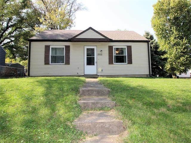 2902 S 52nd Terrace, Kansas City, KS 66106 (#2246604) :: Five-Star Homes