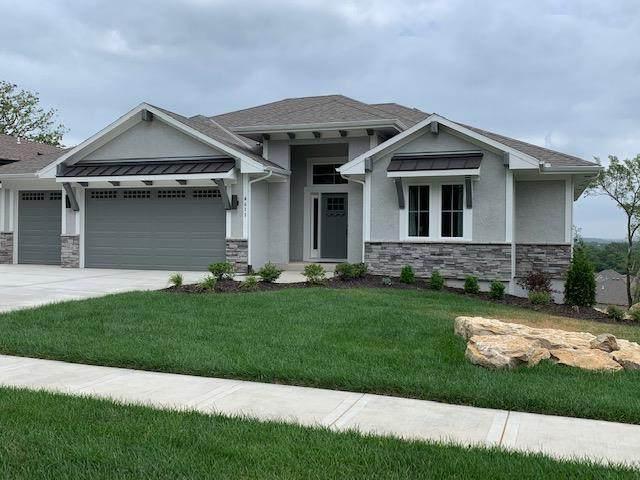 4515 Millridge Street, Shawnee, KS 66226 (#2246701) :: The Shannon Lyon Group - ReeceNichols