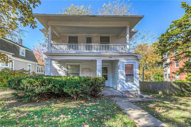 4008 Charlotte Street, Kansas City, MO 64110 (#2246785) :: The Shannon Lyon Group - ReeceNichols
