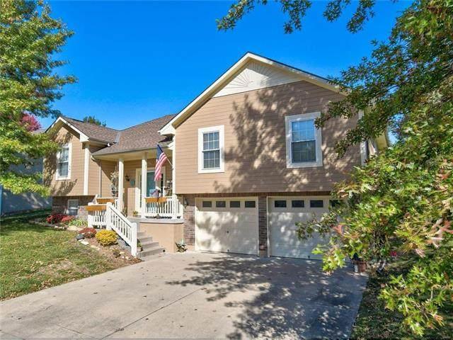 1317 Hamilton Street, Pleasant Hill, MO 64080 (#2247286) :: Five-Star Homes