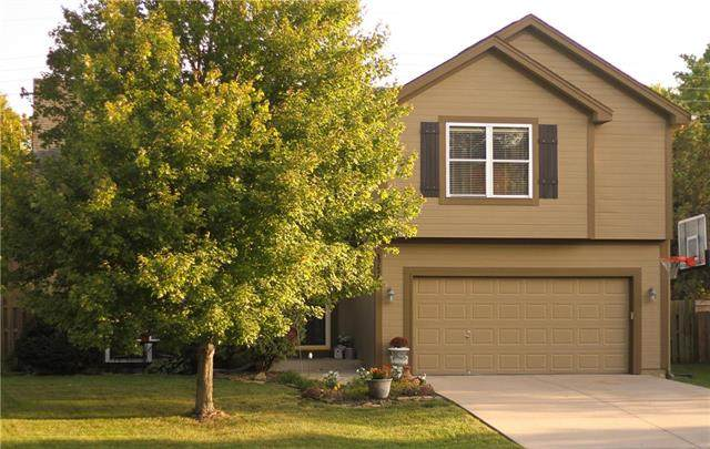 17345 W 158 Place, Olathe, KS 66062 (#2247335) :: Ron Henderson & Associates