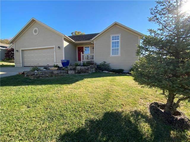 1767 N Sunset Street, Olathe, KS 66061 (#2247410) :: Eric Craig Real Estate Team