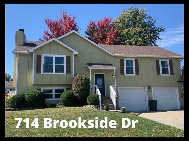 714 Brookside Drive, Warrensburg, MO 64093 (#2248292) :: The Kedish Group at Keller Williams Realty