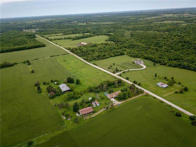 10831 W 399th Street, Lacygne, KS 66040 (#2248601) :: House of Couse Group