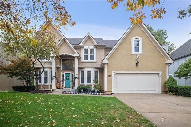 13811 Meadow Lane, Leawood, KS 66224 (#2248885) :: Ron Henderson & Associates