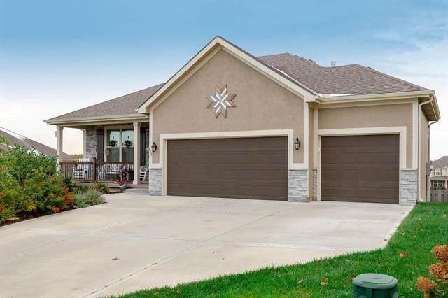 867 Ridge Drive, Lansing, KS 66043 (#2248941) :: Edie Waters Network