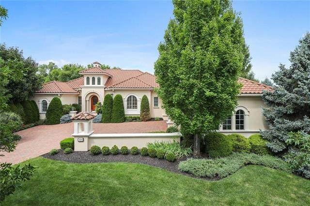 3200 W 139th Street, Leawood, KS 66224 (#2249033) :: Five-Star Homes