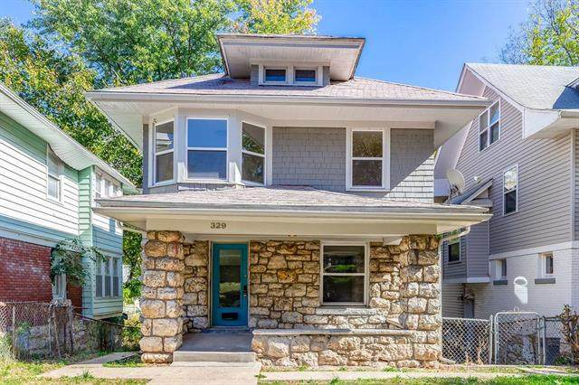 329 Spruce Street, Kansas City, MO 64124 (#2249068) :: House of Couse Group