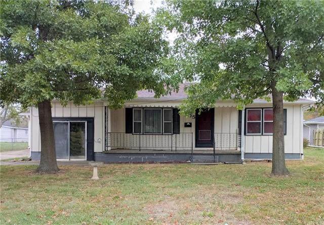 1005 S Margrave Street, Fort Scott, KS 66701 (#2249178) :: Audra Heller and Associates