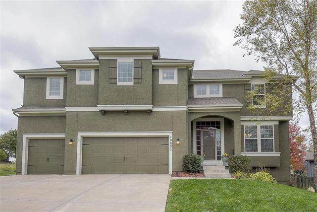 10892 S Harwick Street, Olathe, KS 66061 (#2249515) :: Ask Cathy Marketing Group, LLC