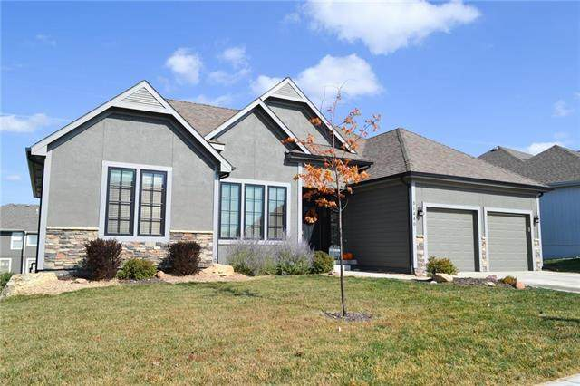 31440 W 85th Street, De Soto, KS 66018 (#2249541) :: House of Couse Group