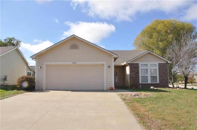 503 Heritage Drive, Baldwin City, KS 66006 (#2250254) :: House of Couse Group