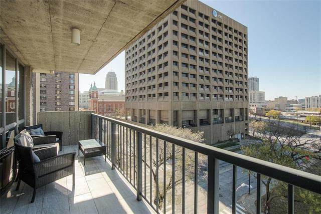 600 E Admiral Boulevard #1001, Kansas City, MO 64106 (#2251493) :: The Gunselman Team