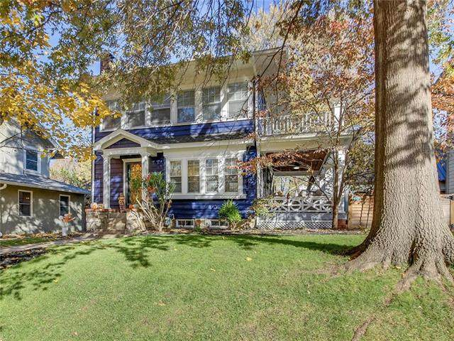 420 W 62nd Street, Kansas City, MO 64113 (#2251559) :: House of Couse Group