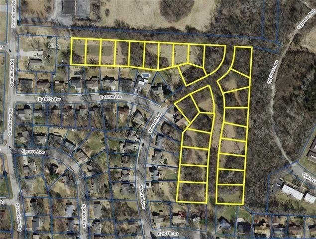 105th Terrace, Kansas City, MO 64137 (#2254940) :: Team Real Estate