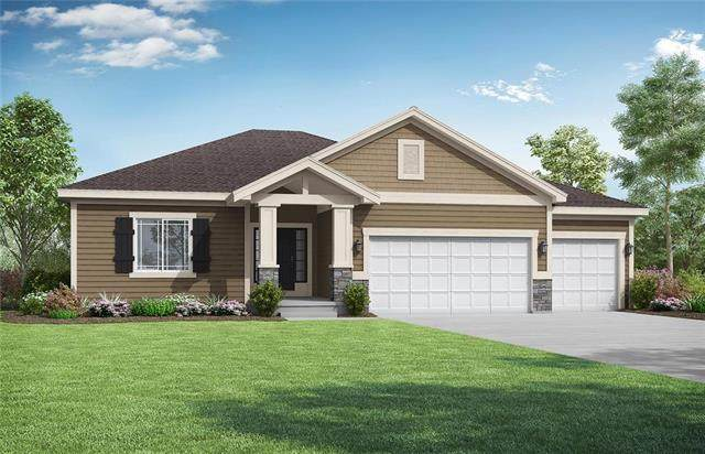 7470 NW Chambers Court, Parkville, MO 64152 (#2254942) :: Beginnings KC Team