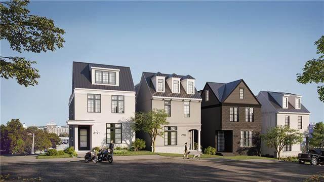 2107 Belleview Avenue, Kansas City, MO 64108 (#2256363) :: Team Real Estate