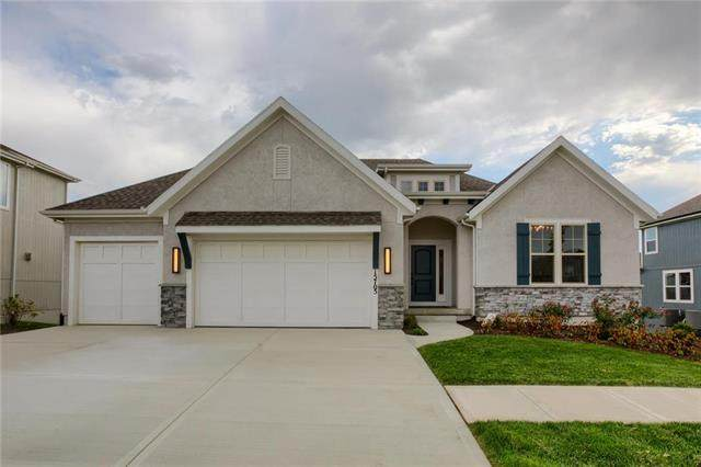 23253 W 124th Place, Olathe, KS 66061 (#2257115) :: Tradition Home Group | Compass Realty Group
