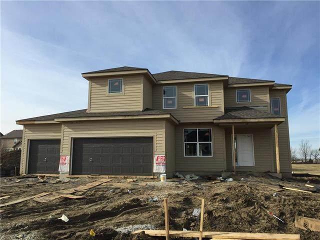 16760 S Durango Street, Olathe, KS 66062 (#2257461) :: Dani Beyer Real Estate