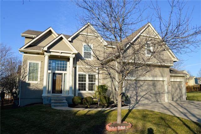 4815 W 158TH Place, Overland Park, KS 66224 (#2258205) :: Ron Henderson & Associates