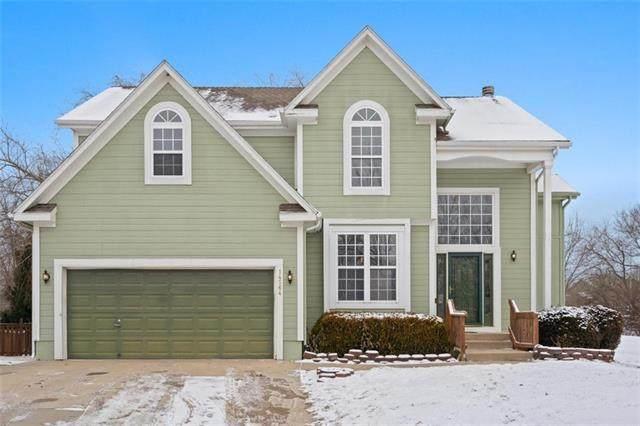 14564 W 151st Terrace, Olathe, KS 66062 (#2258772) :: Austin Home Team